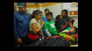 YSRCP MLA RK Roja family members reach NIMS hospital and consoles her - 19th Mar 2016