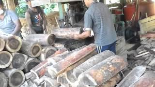 Eq Menggergaji Kayu Sonokeling 2