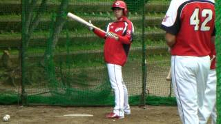 広島東洋カープ沖縄キャンプ2012 ~ GROUND BREAKERS 破天荒、投手陣の...