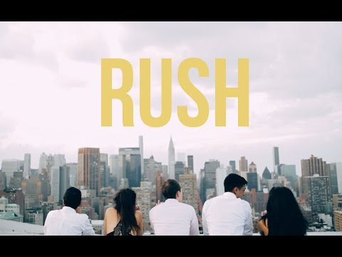 NYU AKPsi Fall Rush 2015 TRAILER
