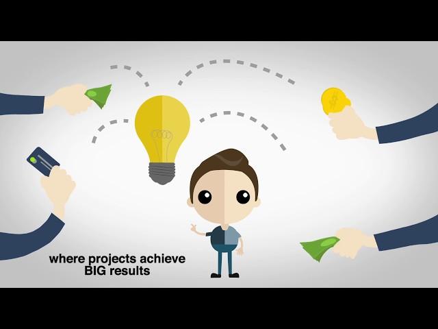 GiveOrg 2. ¿Qué es el crowdfunding? (Subtitulado)