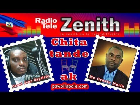 CHITA TANDE - Jeudi 13 septembre 2018 / An-n CHITA TANDE Mèt Osnel ak Mèt Morin