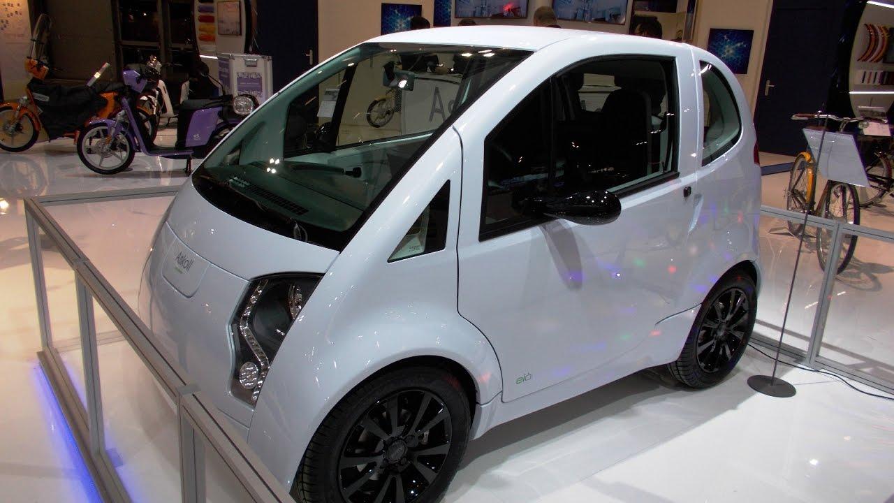 Askoll Elo Electric Minicar