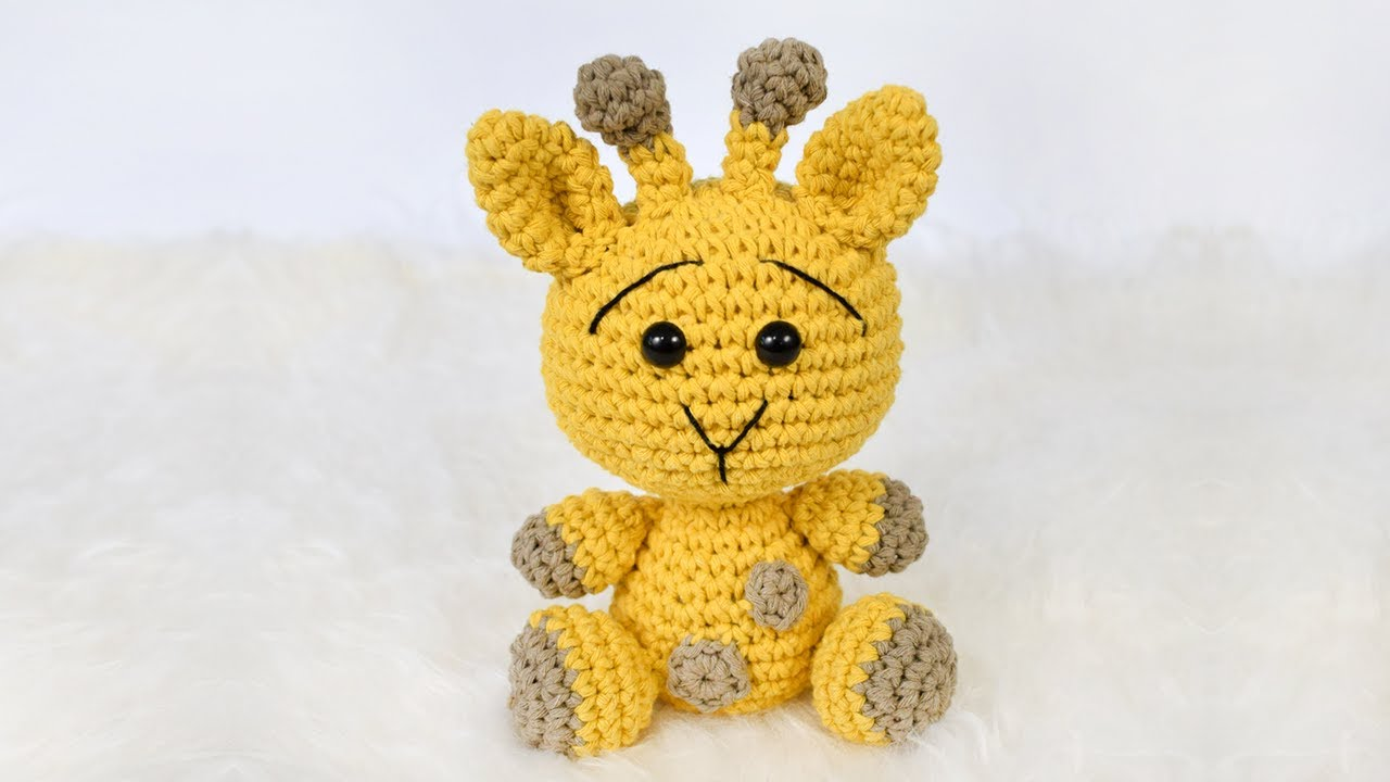 Girafa amigurumi in 2020 | Amigurumi, Crochet fox, Tiere häkeln | 720x1280