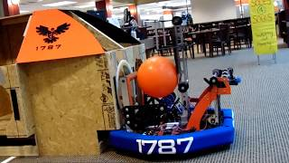 FRC 1787 Destination: Deep Space 2019 Reveal Video