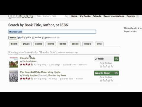 How To Use Goodreads