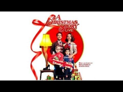 a christmas story live soundtrack tracklist - A Christmas Story Soundtrack
