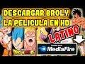 Dragón Ball Super Broly Película Completa Latino HD (link de descarga mediafire)