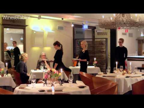 Esperanto Best restaurant in Sweden White Guide 2013 - Winesandtables.com