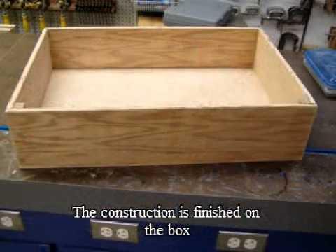 Workbench Drawer