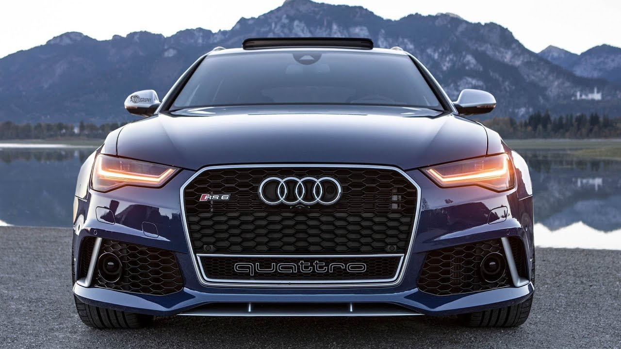 last drive in a future legend 612hp 2018 audi rs6. Black Bedroom Furniture Sets. Home Design Ideas