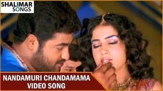 Nandamuri Chandamama Video Song || Samba Movie || NTR Jr, Bhoomika, Genelia || Shalimar Songs