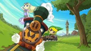 CGRundertow THE LEGEND OF ZELDA: SPIRIT TRACKS for Nintendo DS Video Game Review