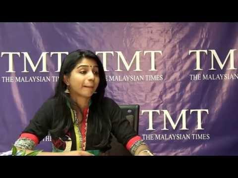 Geethaiyin Radhai Heroine Shalini Interview (Tamil)