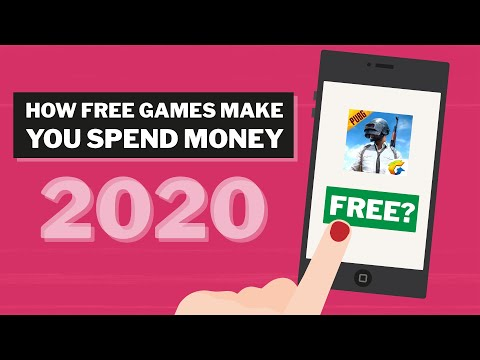 How Mobile Games MANIPULATE You To Spend Money 💰| How Free Games Make Money From Users EXPLAINED