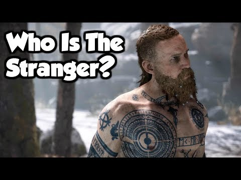 Who Is The Stranger? Exploring the Mythology Behind GOD OF WAR 4 (SPOILERS)