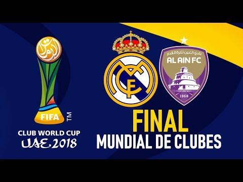 REAL MADRID 4-1 AL AIN FC | FINAL MUNDIAL DE CLUBES 2018 | ANÁLISIS - DATOS - PARTIDO Y RESUMEN