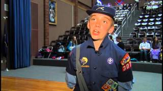 HM Jared Hargrave KSL, Salt Lake City Middle School Civil War