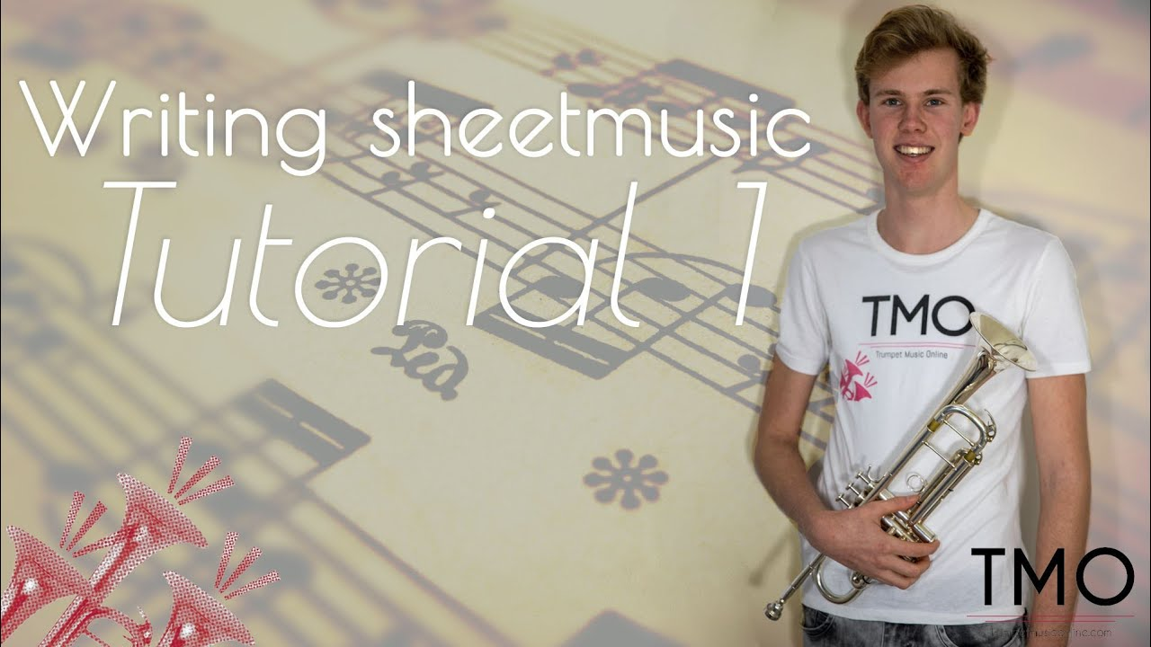 How to write sheetmusic #1 - Introduction & Musescore