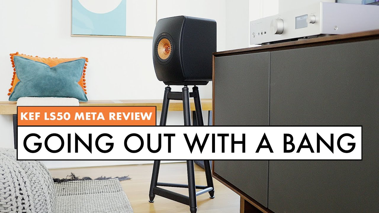 Download The WAIT is OVER! KEF Speaker Review - KEF LS50 Speakers - Meta Review