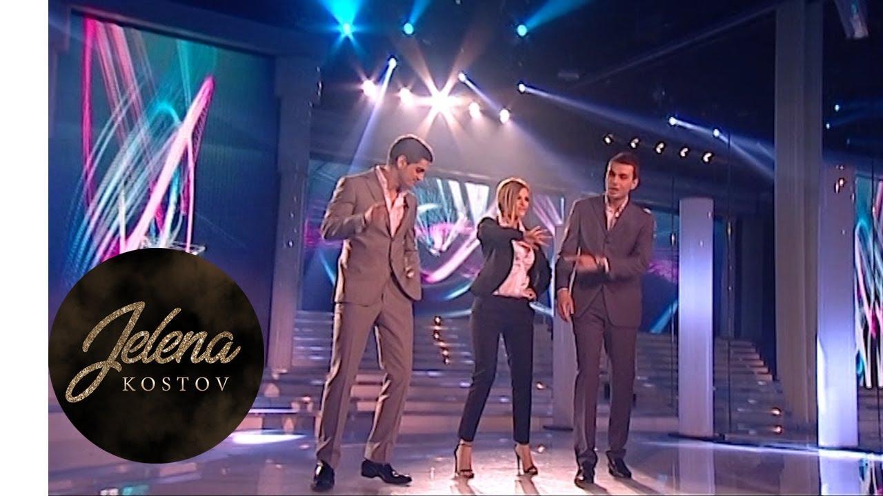 Jelena Kostov, Damir i Jopa - Ljubavi nema - Grand PB - (TvGrand 2014)