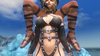 Skyrim Mod Review 111 - MY FAVORITE FETISH - Series: Boobs and Lubes