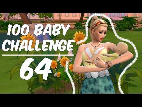 Die Sims 4 100 Baby Challenge: (064) - BBBB (Bob Bob Baby-Besuch)