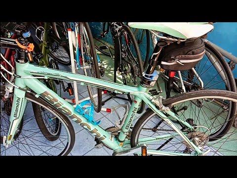 เสือหมอบ Bianchi Cannondale Specialized จักรยานพับ Foldable Bike Transformer Bike Cycling Thailand