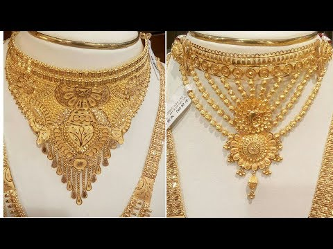 Latest Bridal Gold Jewellery Designs