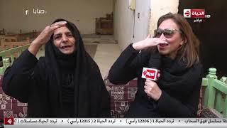 شاهد ريهام سعيد تتحدي السيده الصعيديه بظغروطه