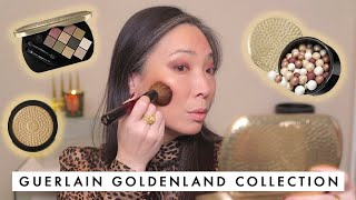 GUERLAIN - Goldenland Holiday 2019 Collection