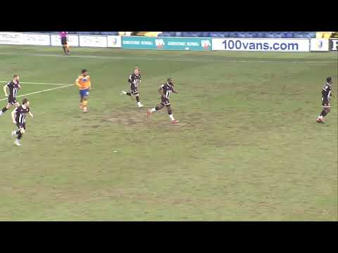 Mansfield Grimsby Goals And Highlights