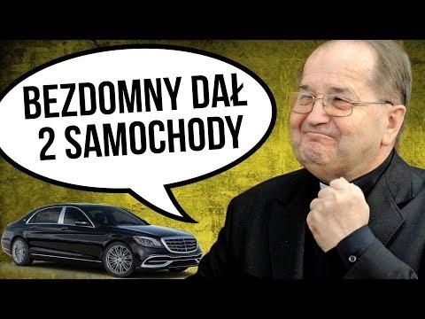 Rydzyk Kompletnie Odleciał: Bezdomny Miał 2 SAMOCHODY i Dał je na Radio Maryja / Tv Trwam