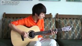 Игры престолов на акустической гитаре