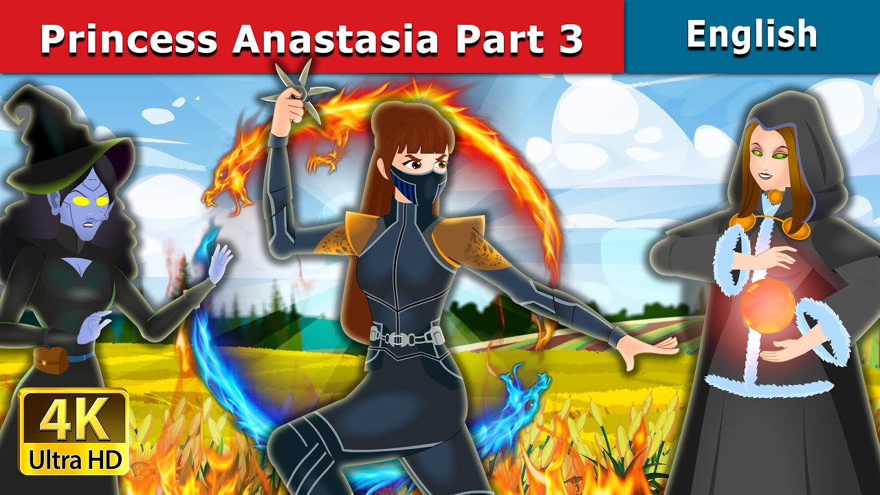 Download Princess Anastasia Part 3 in English   Stories for Teenagers   English Fairy Tales
