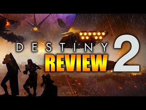 Destiny 2 Review - Incredible Sequel or $60 Expansion? | PS4 Pro Gameplay
