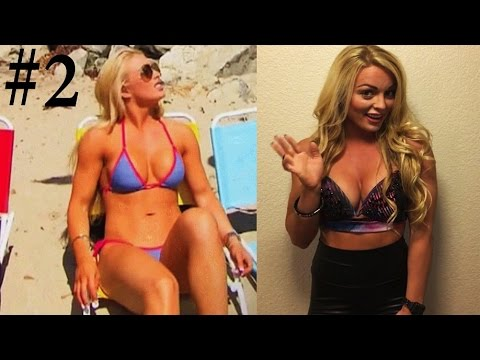 WWE Mandy Rose (Amanda Saccomanno) Hot Compilation - 2