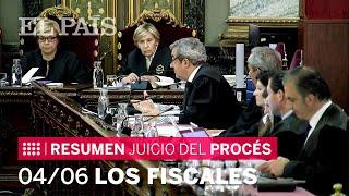 JUICIO PROCÉS | El resumen de los ALEGATOS de la FISCALÍA: