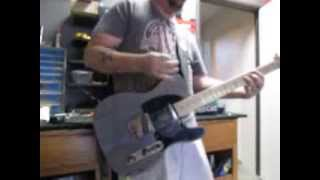 Mike Gee Kustoms Dierks Bentley Barnwood Project Twangcaster