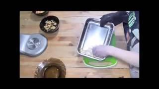 Кулинарный урок от Розы (кулич)