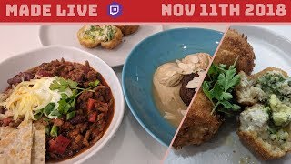 Live Cooking   Chizu's Rainy Day Meal   #276