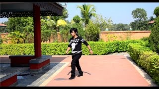 Awsome western dance on breathless by sandesh / kristal klaws