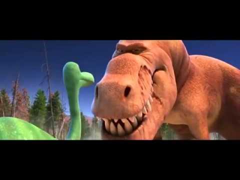 трейлер мультфильма - Трейлер мультфильма «Хороший динозавр»