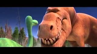 Трейлер мультфильма «Хороший динозавр»