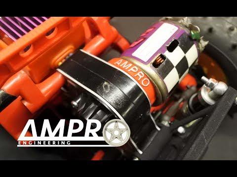 e103: Tamiya Blackfoot & ORV Series Motor Adaptor Plate