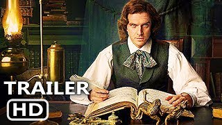 THE MAN WHO INVENTED CHRISTMAS Trailer (2017) Dan Stevens, Comedy Movie HD