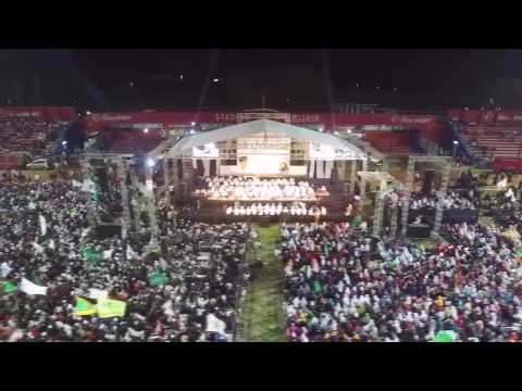 Habib Syech bin Abdul Qodir Assegaf (Kediri Bersholawat) - Isyfa'lana ya Rasulullah ya Nabi