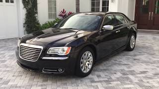 2013 Chrysler 300 C Review and Test Drive by Bill - Auto Europa Naples