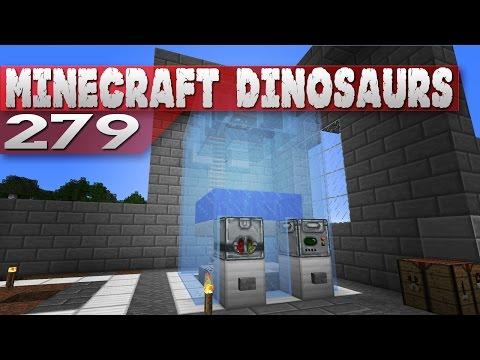 Minecraft Dinosaurs!    279    The holding tank
