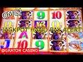 💰HUGE BUFFALO GOLD HAND PAY JACKPOT $6 MAX BET @ Graton Casino | NorCal Slot Guy